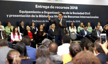 HIDALGO, PRIMER ESTADO A NIVEL MUNDIAL, ACEPTADO EN LA RED DE ALIADOS DE LA ''FOUNDATION CENTER'