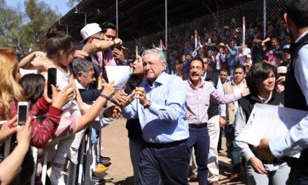 EL PRESIDENTE DE MÉXICO RECONOCE EL TRABAJO DEL GOBIERNO DE HIDALGO