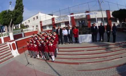 Tepeji conmemora 150 años de la creación del Estado de Hidalgo.