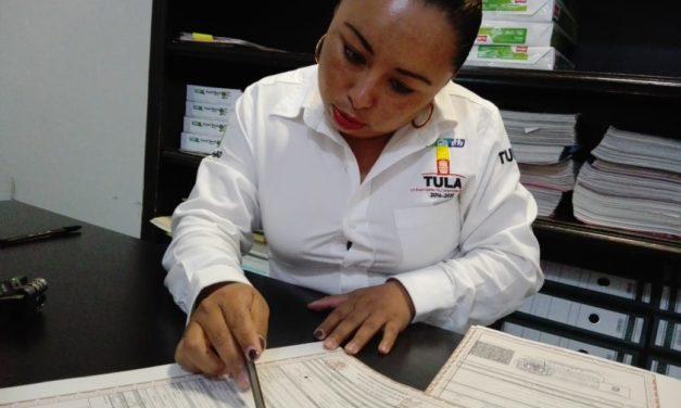 Tula a la vanguardia con el nuevo sistema de registro en actas de nacimiento (SID)