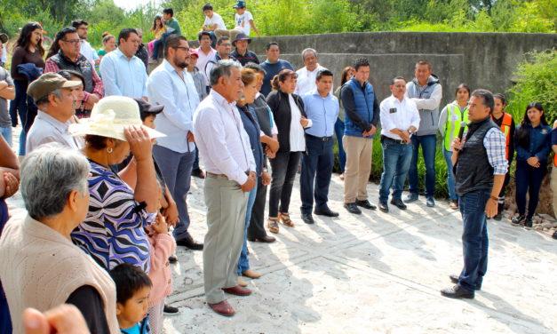 Resultados palpables en Tepeji gracias al trabajo coordinado de ciudadanía y gobierno.